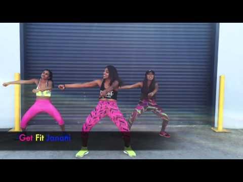 MAARI - DONU DONU DONU - Zumba Fitness (Tamil Kuthu) - GET FIT JANANI
