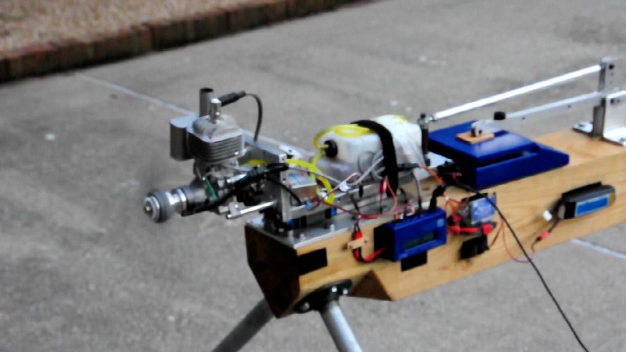 Rc engine test stand bing images for Rc electric motor dyno