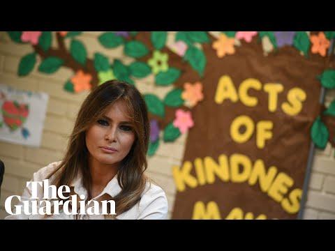 Melania Trump: How can I help reunite these families?