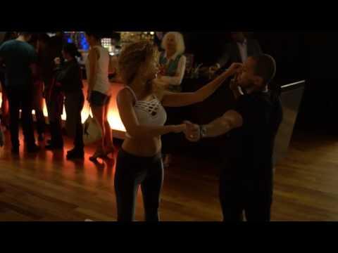 Zouk SEA 2016 Social Dances  Fernanda and Kadu ~ video by Zouk Soul