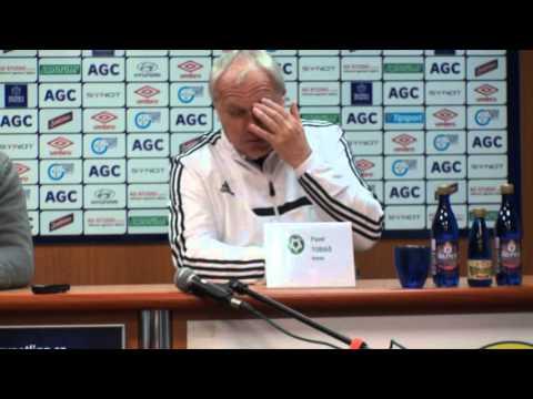 Tisková konference trenéra 1. FK Příbram (13.2.2016)