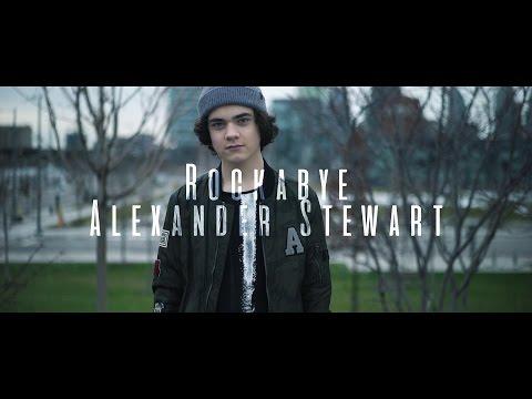 Rockabye - Clean Bandit ft. Sean Paul & Anne-Marie (Cover by Alexander Stewart)
