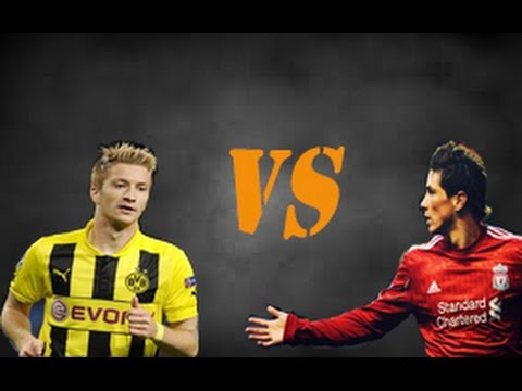 Fernando Torres vs Marco Reus ● Battle Goals Ever ● HD 07CriRo7HD Vashaev Studio7HD