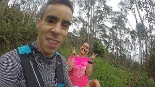 PAULA TRAILRUNNER + TÉCNICA DE BAJADA!! #VLOG157
