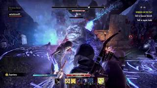 ESO: The Witches Festival - Stonefalls, Reaper's March, Craglorn, and Wrothgar Daily Job quest