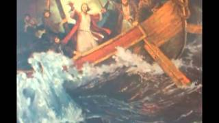 On the sea of Galilee [Emmylou Harris - Peasall sisters] (with lyrics)
