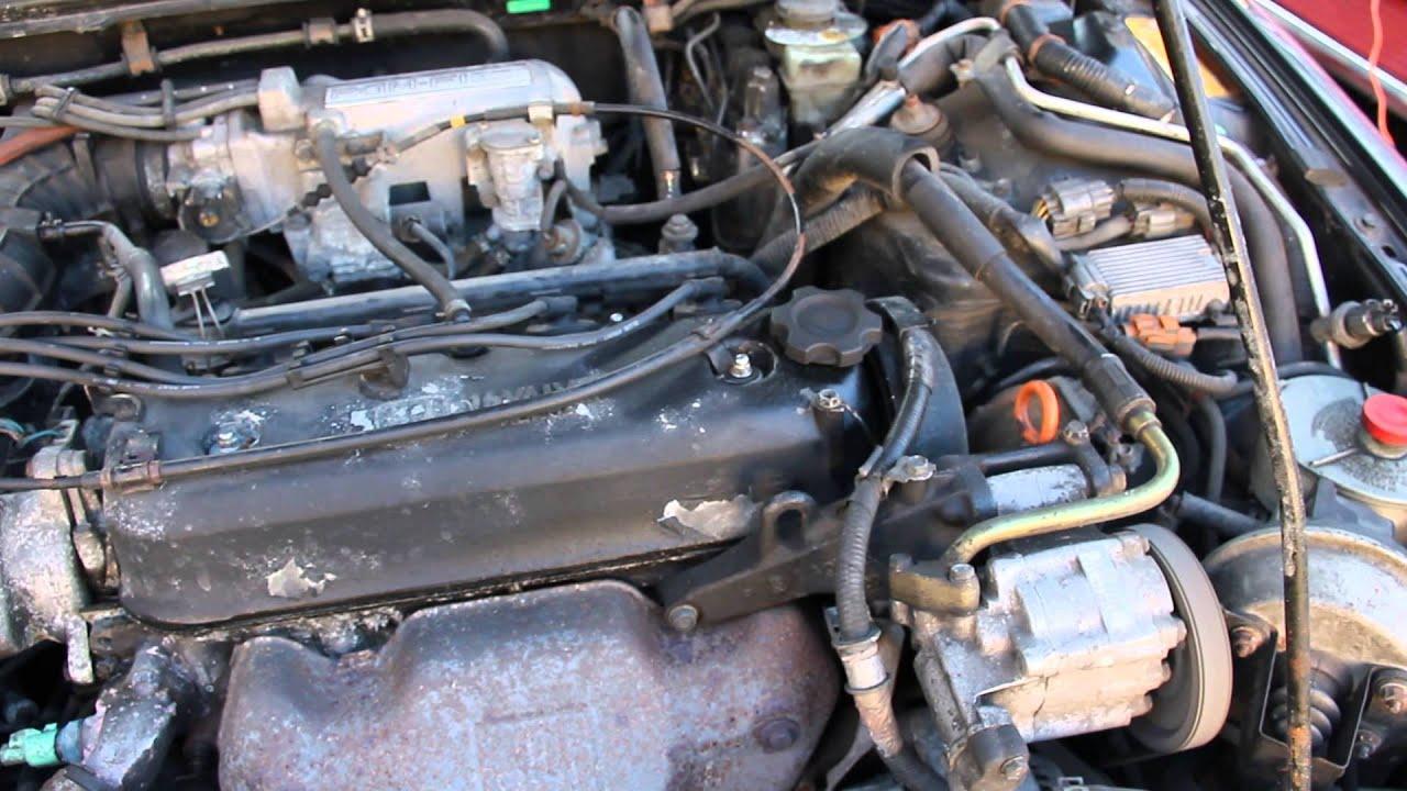 Honda accord engine diagram get free image