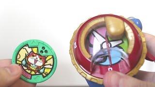 Yo-Kai Watch Season 2 Model Zero Watch - Toy Review