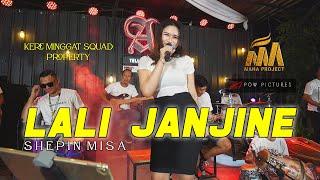 Download lagu LALI JANJINE  - SHEPIN MISA (   MAHA PROJECT )