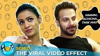 The Viral Video Effect | Couple of Mistakes | S01E21 | Karan Veer Mehra | Barkha Sengupta