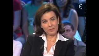 Carole Amiel - On n'est pas couché 11 novembre 2006 #ONPC