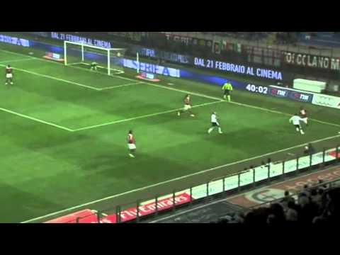 Riccardo Montolivo vs Parma
