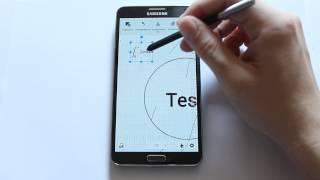 Samsung Galaxy Note 3 Review S Note & Evernote
