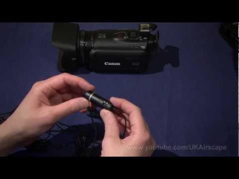 Accessories: Canon Legria HF-G25 (Vixia HF-G20)