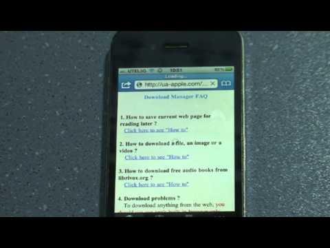 Видео как скачать видео на iPhone