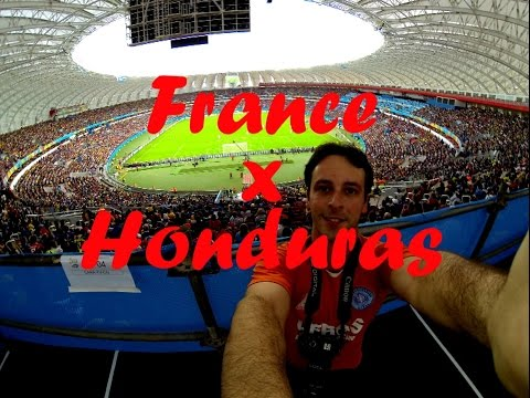 France vs Honduras - Beira Rio Stadium - 2014 Brazil World Cup