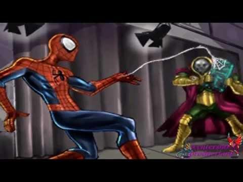 Spider Man Shattered Dimensions Ds Walkthrough Part 1