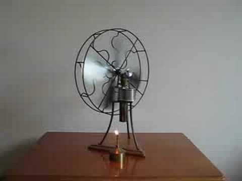 Ky-Ko type Hot Air Fan