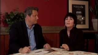 Jim Longworth interviews Joyce DeWitt