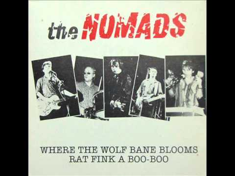The Nomads - Where The Wolf Bane Blooms (1983)