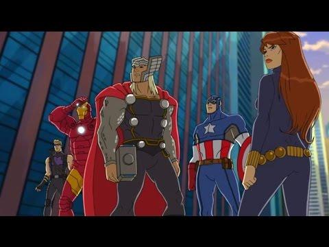 Команда Мстители - Мстители: это невозможно! - Сезон 1, Серия 12   Marvel