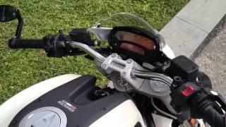 2009 Ducati Monster 696 for sale