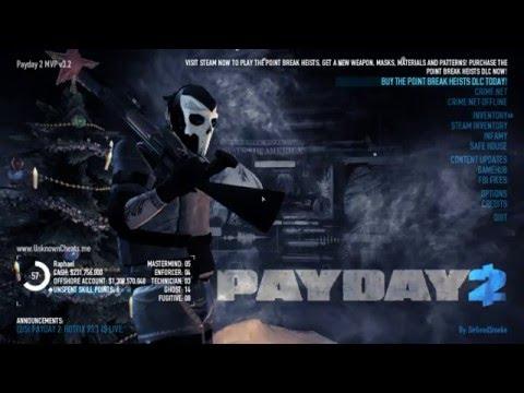 Как сделать payday на русском steam