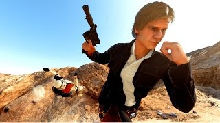 Star Wars Battlefront: Han Solo Rampage (Hero Hunt w/Friends)