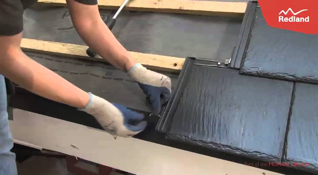 Cambrian Slate Installation Video Youtube
