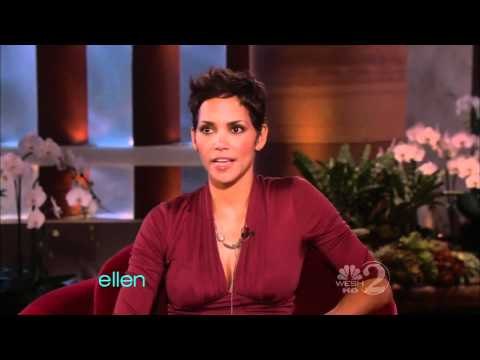 Halle Berry on Ellen (11/15/10) – HD