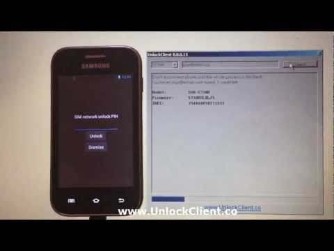 S730M Telus Samsung Galaxy Discover instant permanent unlock by USB cable