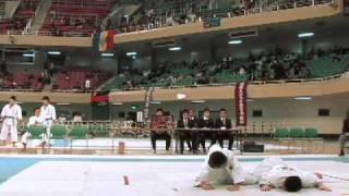 帝京大学空手道部「全日本大学空手道選手権 形の部レポート」