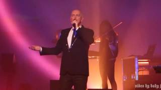 Pet Shop Boys-LOVE IS A BOURGEOIS CONSTRUCT-Live-Fox Theatre, Oakland-Nov 28, 2016-Neil Tennant-Lowe