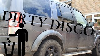Land Rover Discovery Deep Clean