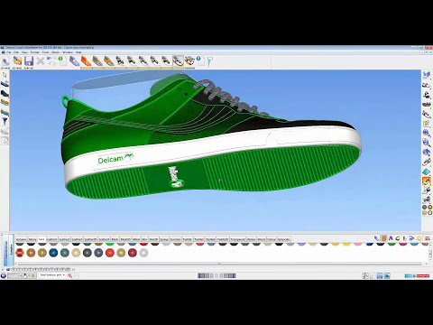 How to Use 3D Shoe Design Software