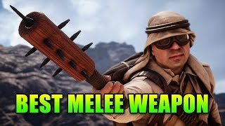 Best Melee Weapon In Battlefield 1 - Is There A Difference?