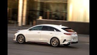Kia ProCeed GT 7DCT 2019 test PL Pertyn Ględzi