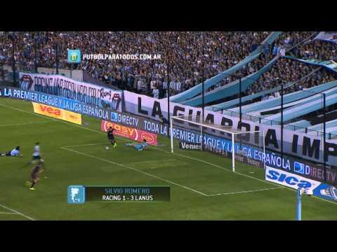 La importancia de un goleador. Primera División 2014. Fútbol Para Todos