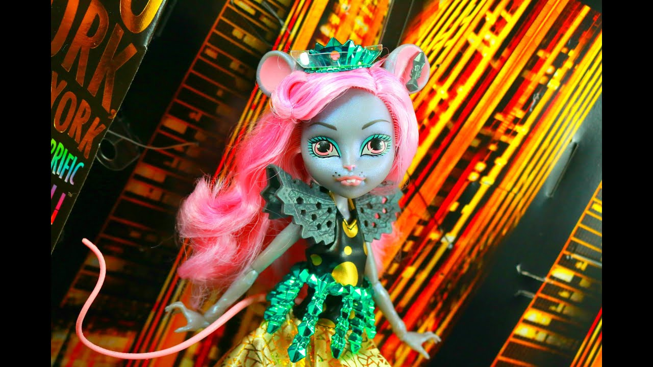 Boo Doll From Monsters Inc Monster High Boo York Musical
