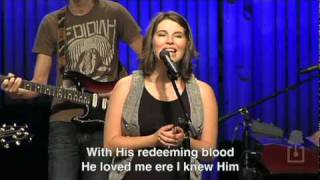 Victory in Jesus/Power of the Blood Bluegrass medley by Shane and Shane with Bethany Dillon
