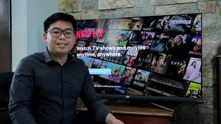 Meet TCL C6, the premium yet affordable 4K UHD Android Smart TV