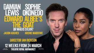 Edward Albee's The Goat, or Who Is Sylvia? Official Trailer