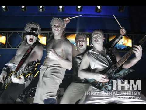 Irigy Hónaljmirigy: Rammstein paródia / Nyuszi hopp (audio)
