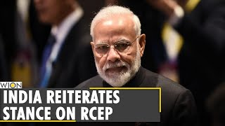 India rejects RCEP invitation because of China | IND vs CHINA | WION News| World News|Latest English