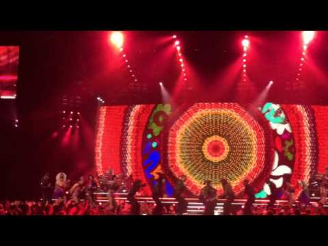 Madonna - Medley - Dress You Up, Into The Groove, Lucky Star (Berlin 11/10/2015) Rebel Heart Tour