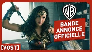 Wonder Woman | Bande annonce officielle #2 HD | VF | 2017