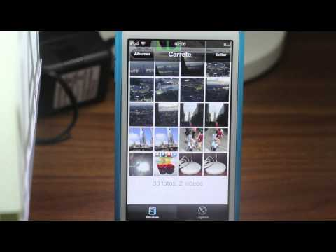 Como esconder fotos y videos en mi iPhone iPod iPad - GRATIS SIN JAILBREAK