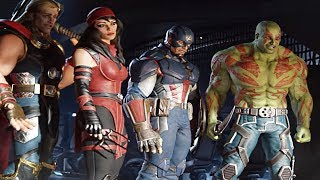"""""""NEW AVENGERS GAME"""" 