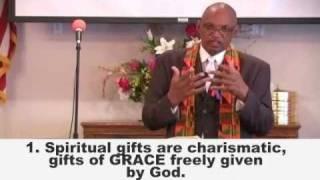 SERMON: Concerning Spiritual Gifts