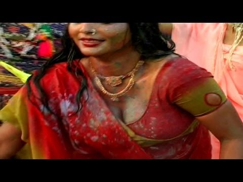 Mhari Pichkari Thaaro Pichkaro | Hot Rajasthani Holi Video Song | Holi Fagun - Loor video